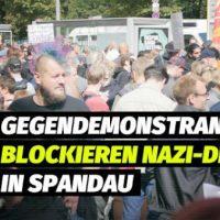 [Alemanha] Manifestação de neonazistas é bloqueada em Berlim