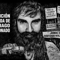 [Argentina] 1° de setembro: Jornada Regional por Santiago Maldonado