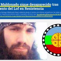 """[Argentina] A emotiva carta do irmão de Santiago Maldonado: """"Tem que aparecer"""""""