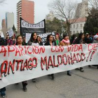 [Argentina] Chamado à solidariedade internacional pelo aparecimento com vida de Santiago Maldonado
