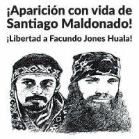 """[Argentina] Edição especial do boletim """"La Oveja Negra"""": Aparição com vida de Santiago Maldonado! Liberdade para Facundo Jones Huala!"""