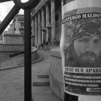 [Argentina] Rio Negro: encontraram cabelo e rastros de Santiago Maldonado