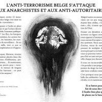 [Bélgica] Solidariedade com os 12 compas acusados de terrorismo
