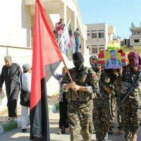 [Curdistão] Vídeo: Cerimônia em Rojava para o anarquista Şehîd Robert Grodt (Demhat Goldman)
