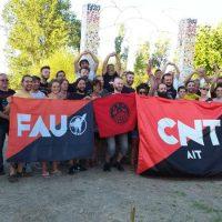 [Espanha] A CNT emerge fortalecida de sua Escola de Verão em Transpinedo
