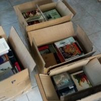 [Espanha] Chegam os livros à República Dominicana