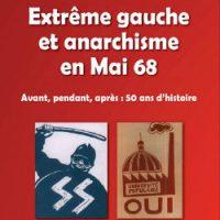 """[França] Lançamento: """"Extrema esquerda e Anarquismo no Maio de 68"""", deJacques Leclercq"""