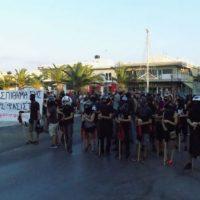 [Grécia] Heraklion, Creta: Manifestação antifascista desalenta a participação de fascistas em evento neonazi