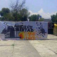 """[México] Carta de Fernando Bárcenas: """"A fortaleza de um preso em guerra provem de saber-se parte da revolta"""""""