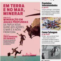 """[Portugal] A nova edição do jornal """"MAPA"""" já está nas ruas!"""