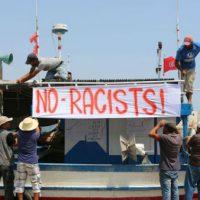 [Tunísia] Pescadores impedem navio de extrema-direita de atracar