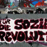 [Alemanha] Vídeo: Grafites Contra o Capital