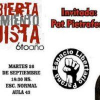 """[Argentina] Novo encontro da Cátedra Aberta do Pensamento Anarquista: """"Punk como movimento contracultural"""""""