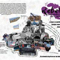 [Chile] Já está circulando a segunda edição da revista Rebeldias