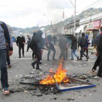 [Chile] Passeata para lembrar vítimas da ditadura acaba em confronto