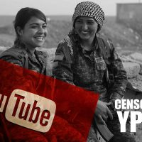 [Curdistão] Youtube encerra a conta da YPG, enquanto o ISIS continua a espalhar atrocidades