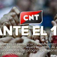 [Espanha] A CNT ante o 1-O: Frente à repressão, defender os direitos e as liberdades