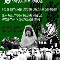 [Espanha] Huesca: Jornadas de Okupação e Resistência na Casa Selba, de 8 a 17 de setembro de 2017