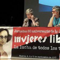 [Espanha] Sucesso das jornadas organizadas pela CGT pelo 80º aniversário de Mulheres Livres