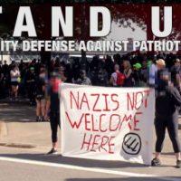 """[EUA] Portland, OR: Autodefesa Comunitária contra o """"Patriot Prayer"""""""