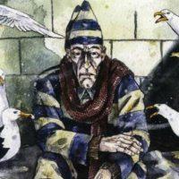 """[Galícia] Apresentação de """"155"""", HQ baseada na vida do anarquista Simon Radowitzky"""