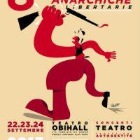 [Itália] 8ª Vitrine editorial e cultural anarquista e libertária, em Florença