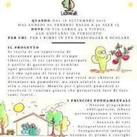 """[Itália] Escola libertária """"Libere Impronte"""" será inaugurada nesta segunda-feira"""