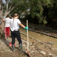 [Itália] Inundação em Livorno: solidariedade dos cidadãos