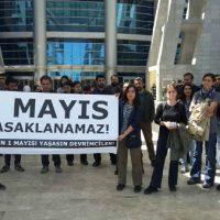 [Turquia] Os distribuidores do jornal anarquista Meydan foram condenados a 6 meses de prisão
