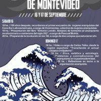 [Uruguai] 6ª Feira do livro anarquista de Montevidéu acontece neste final de semana
