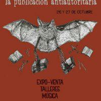 [México] Encontro do Livro e da Publicação Antiautoritária