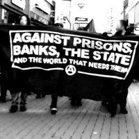 [Holanda] Manifestação espontânea em Amsterdã em solidariedade com os prisioneiros do G20