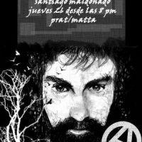 [Chile] Encontro solidário por Santiago Maldonado
