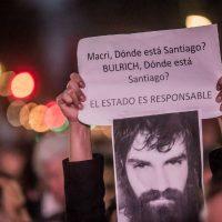 [Argentina] Comunicado da família de Santiago Maldonado – 18/10 - 20hs