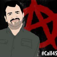 [Irã] Liberdade para Soheil Arabi, preso anarquista iraniano em greve de fome