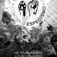 Semana Internacional de Ação Contra o Especismo em Porto Alegre (RS)