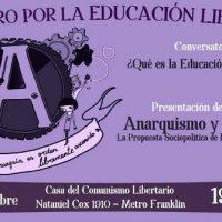 [Chile] Encontro pela Educação Libertária