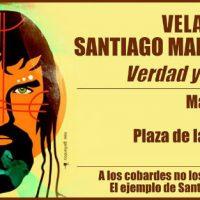 """[Chile] Valdivia: """"Velatón"""" por Santiago Maldonado"""