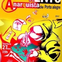 Confira a Programação da 8ª Feira do Livro Anarquista de Porto Alegre!