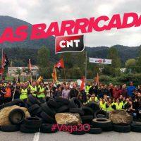 [Espanha] Após a greve de 3-O, a CNT chama a estender a resposta social