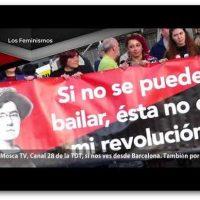 """[Espanha] """"RNtv Libre Pensamiento 03"""". Feminismos"""