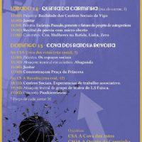[Galícia] Jornadas solidárias com o CSOA Escárnio e Maldizer em Vigo
