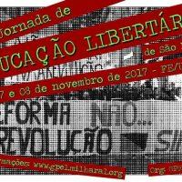 I Jornada de Educação Libertária de São Paulo