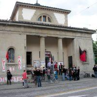 """[Itália] Bolonha: Reforma do Círculo Anarquista """"Camilo Berneri"""". Ainda precisamos de dinheiro!"""