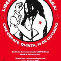 [Porto Alegre-RS] Solidariedade a Mumia Abu-Jamal: Cine-debate com o filme MOVE