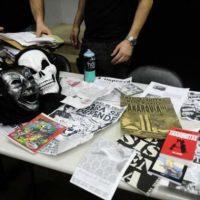 Polícia invade residências e espaços de anarquistas na véspera da Feira do Livro Anarquista de Porto Alegre (RS)