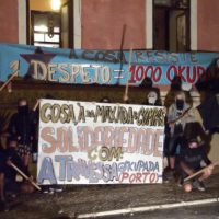 [Portugal] Solidariedade com A Travêssa Okupada!