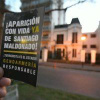 [Argentina] Família de Santiago Maldonado se pronuncia sobre corpo encontrado no rio Chubut