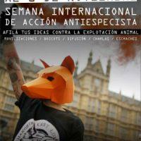 Semana Internacional de Ação Contra o Especismo: de 30 de outubro a 5 de novembro