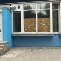[Ucrânia] Anarquistas atacam espaço nazi em Dnipro